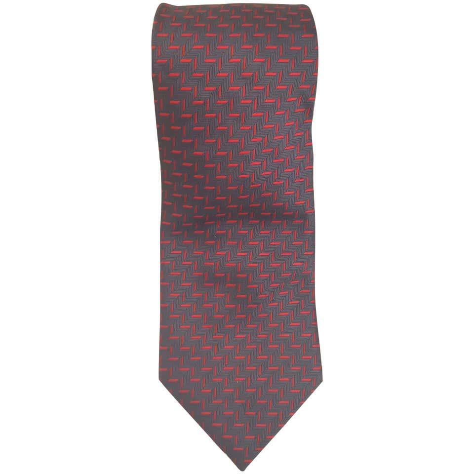 Multicoloured silk tie VIntage      CRAVATTA2