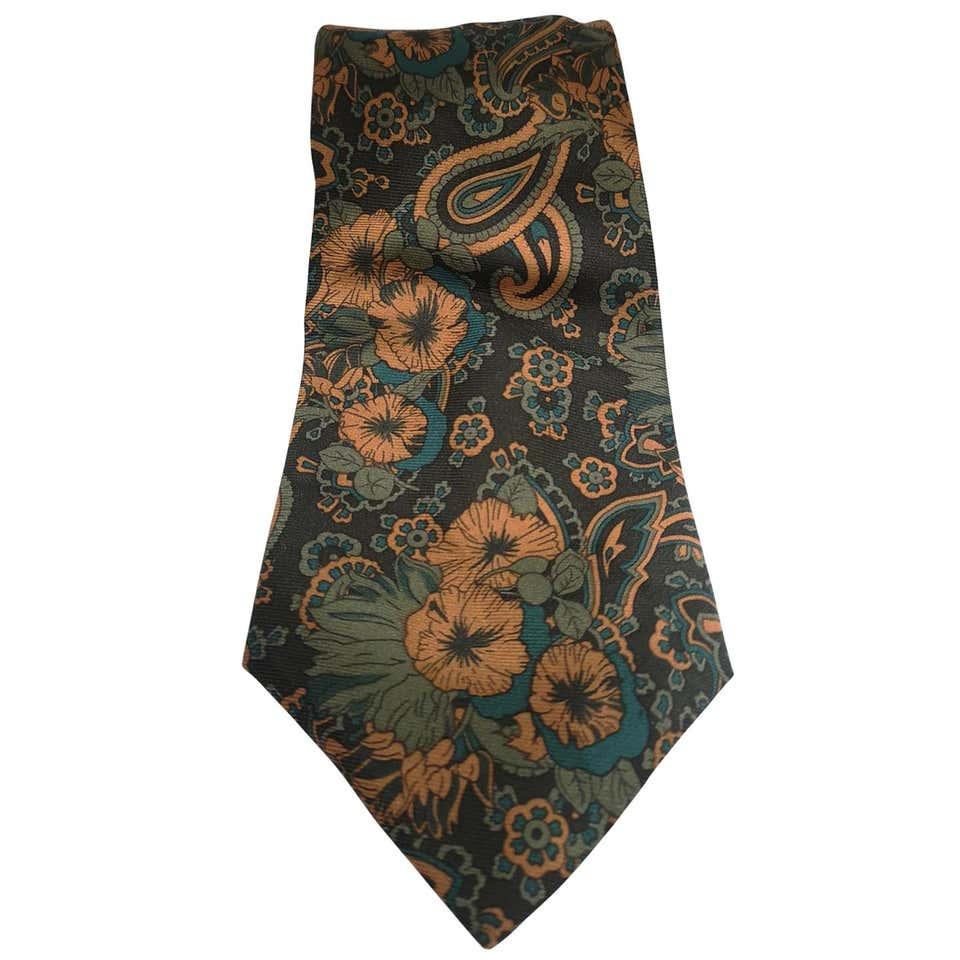 Nino Salzano multicoloured silk tie VIntage | Cravatta | CRAVATTA53