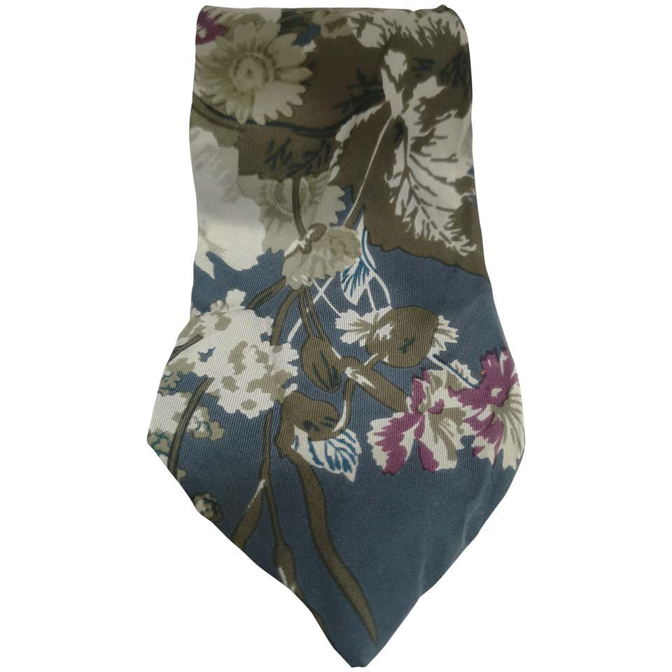 Patrizio multicoloured silk tie VIntage |  | CRAVATTA55