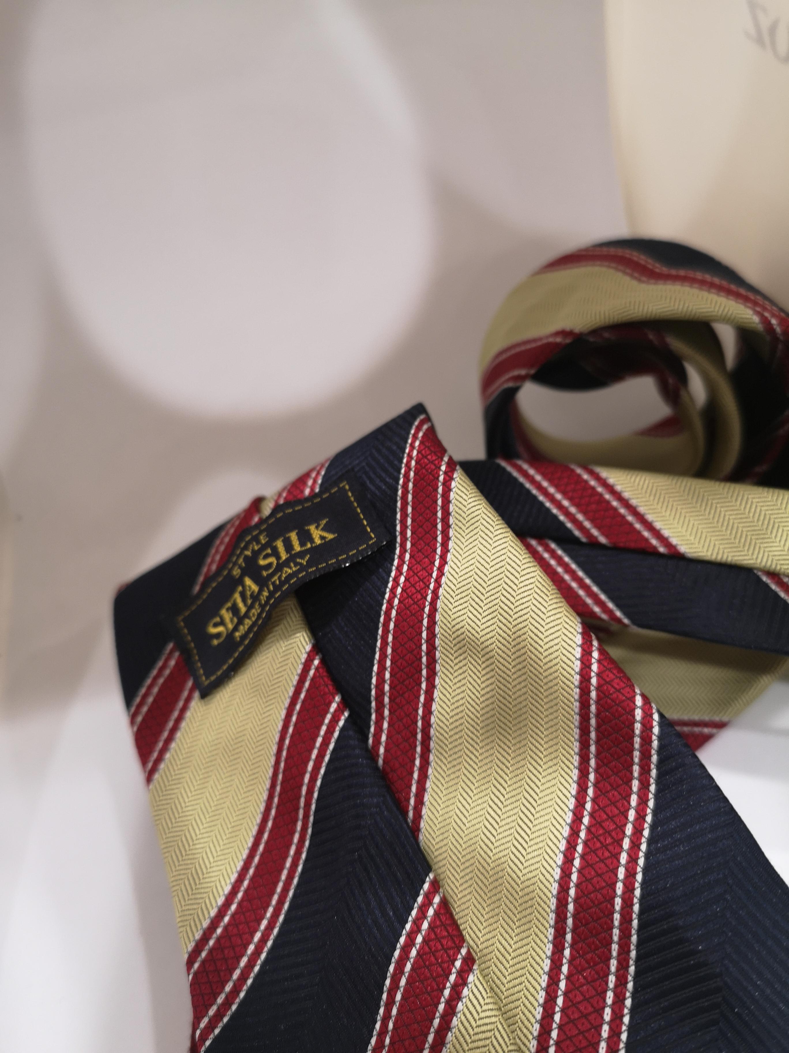 Vintage tie VIntage | Cravatta | CRAVATTA75