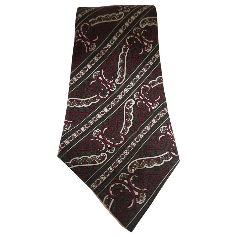 Vintage tie VIntage | Cravatta | CRAVATTA83