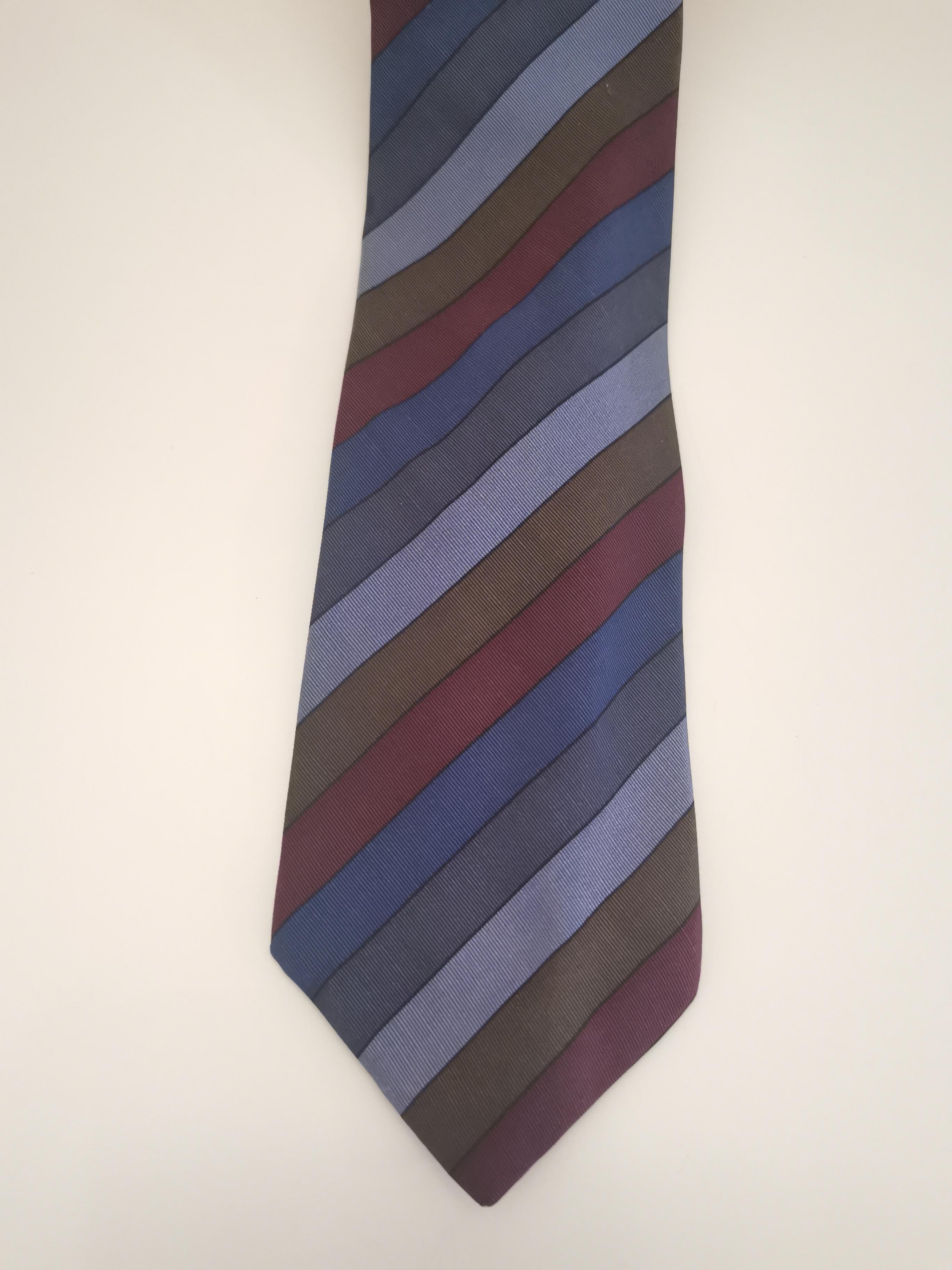 Andrea Chenier multicoloured silk tie VIntage |  | CRAVATTA8