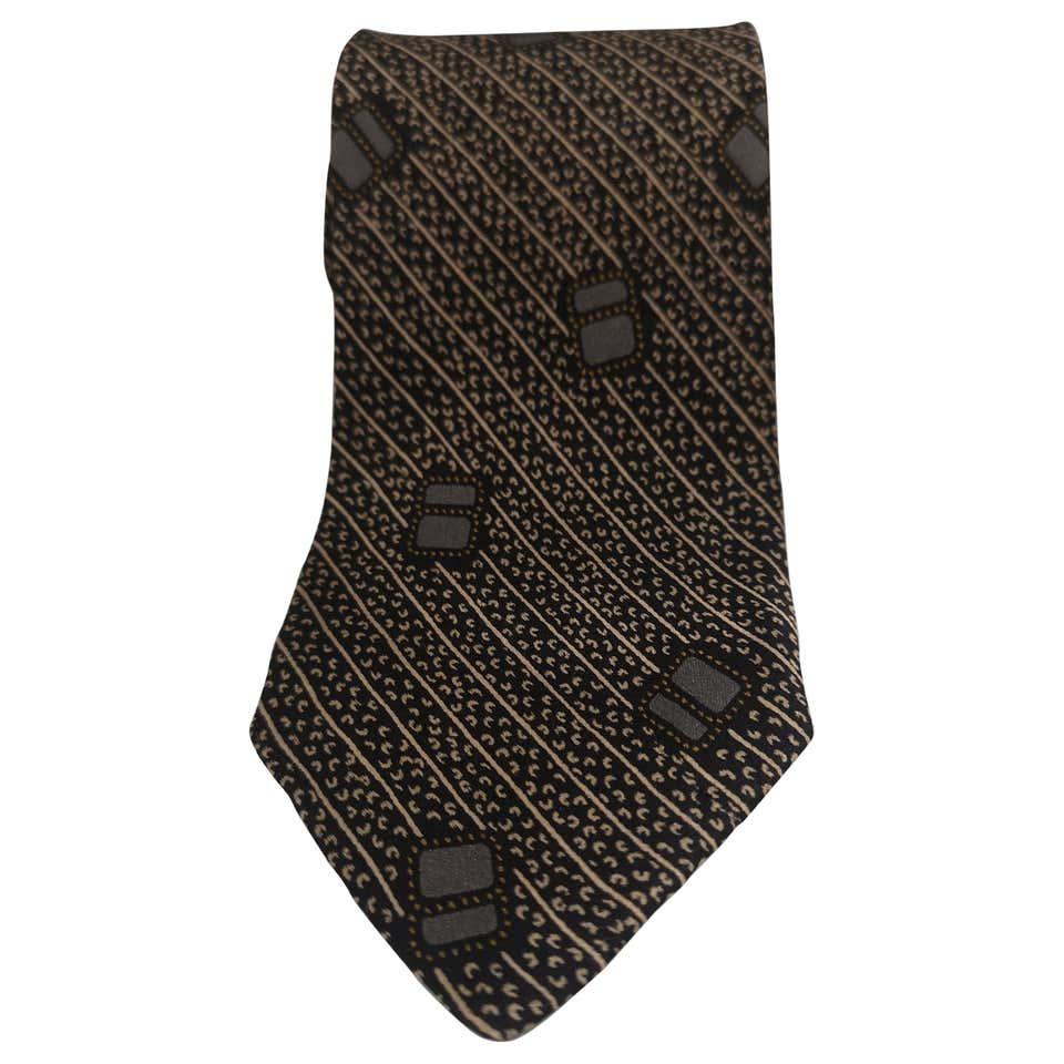 Giorgio Armani multicoloured silk tie Armani | Cravatta | TIEMULTI
