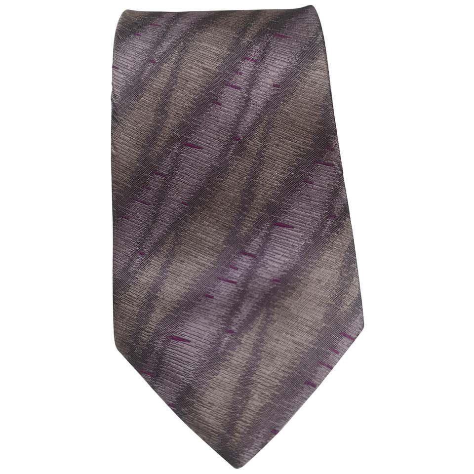 Pierre Balmain Vintage multicoloured silk tie Balmain      TIE-VIOLA