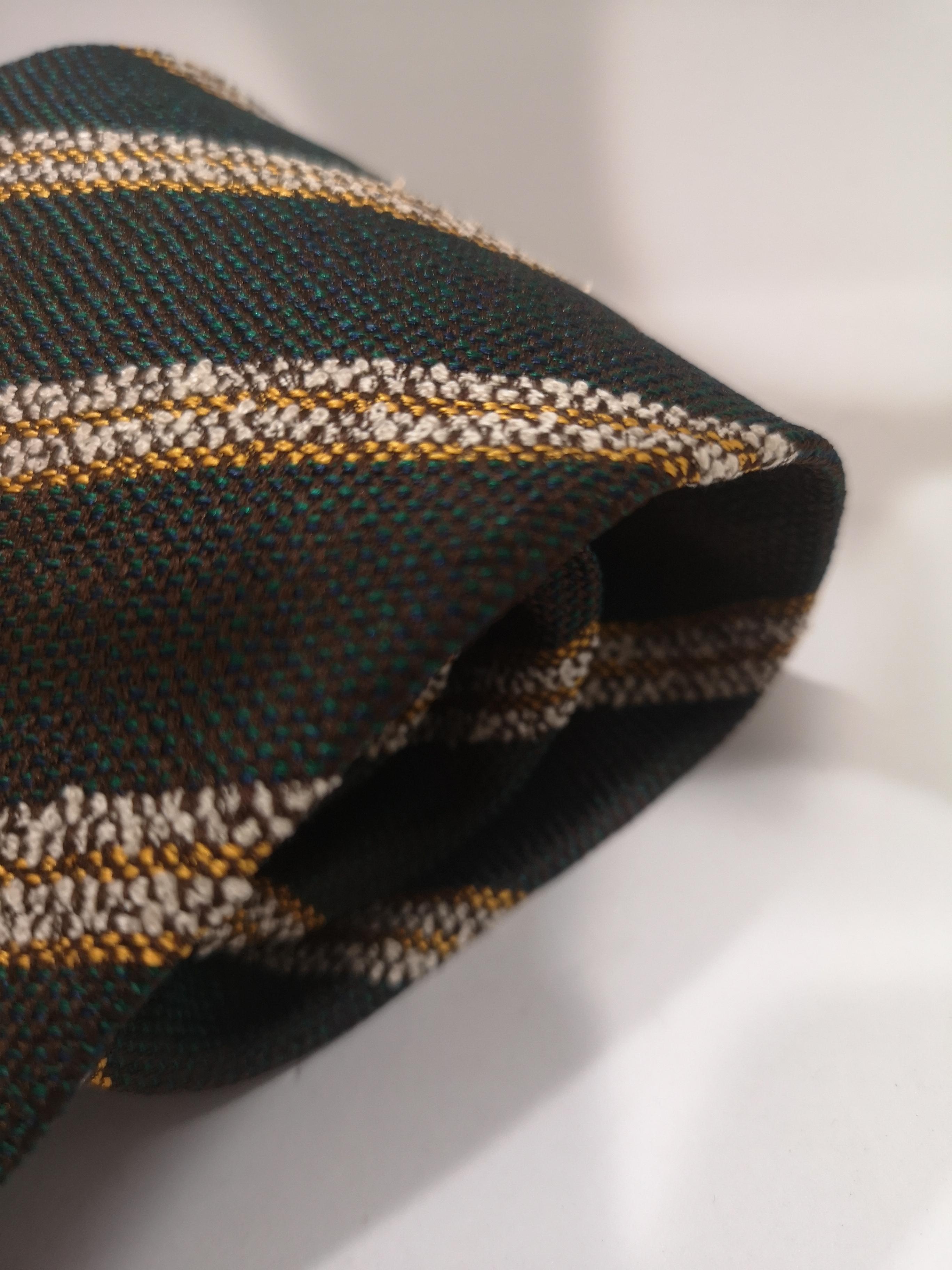 Boss green multicoloured tie Boss |  | MARRONEVERDE MULTI1