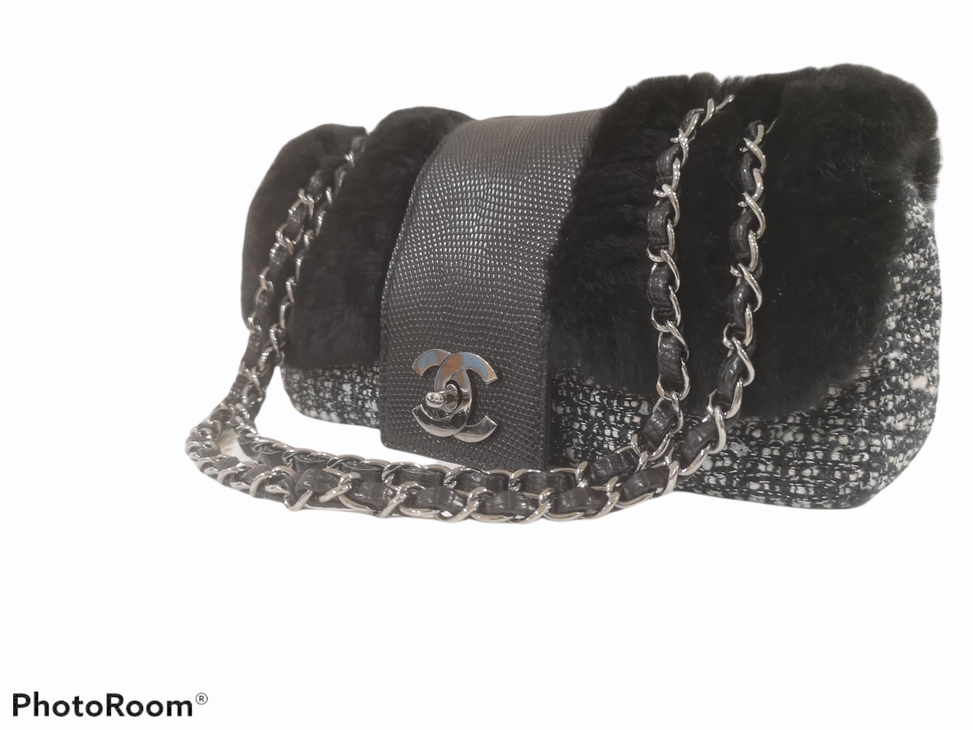 Chanel | Borsa | AMGV02125XSK00TWEED PELO