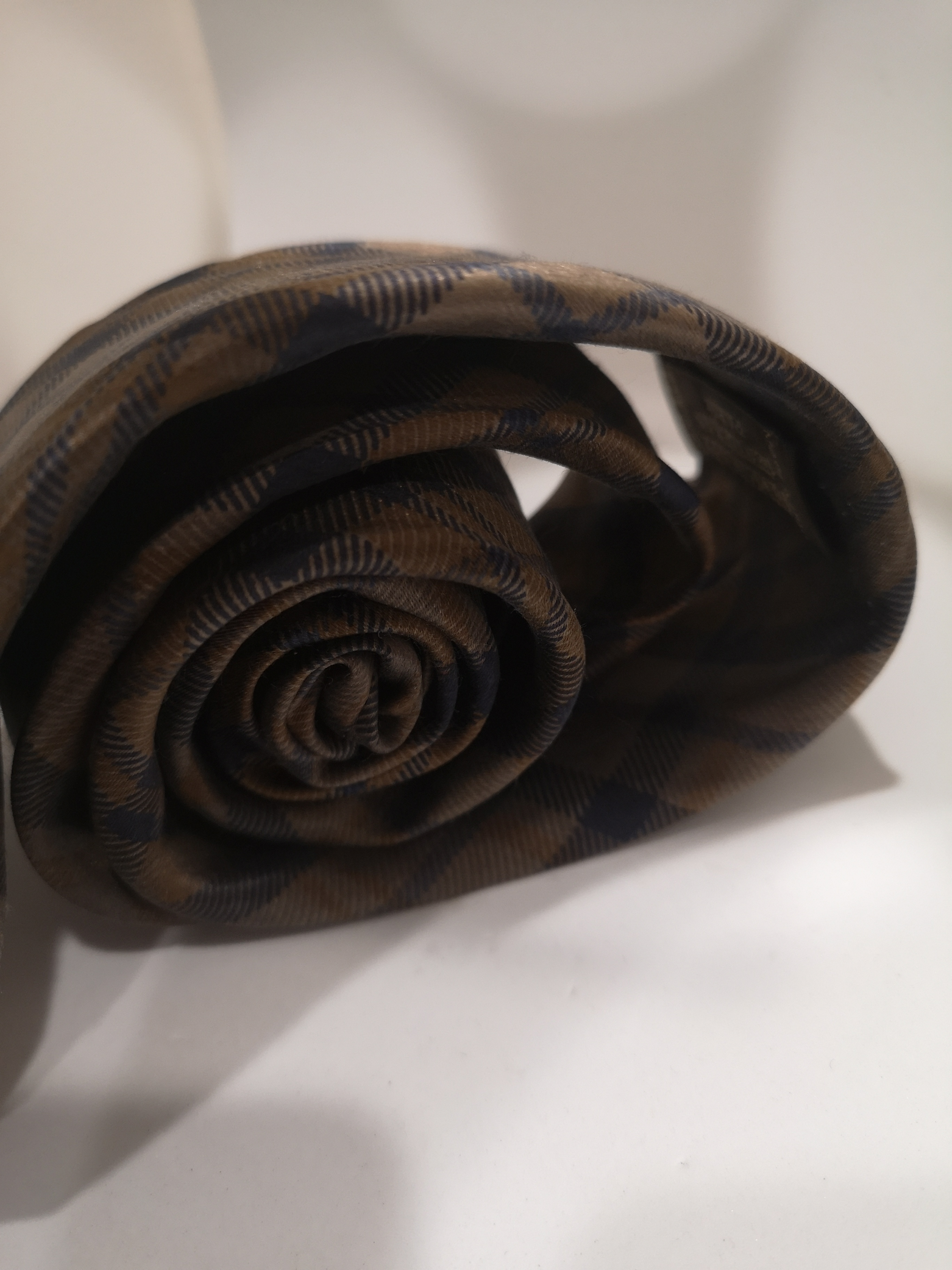 Givenchy multicoloured silk tie Givenchy | Cravatta | MULTI BROWNTIE