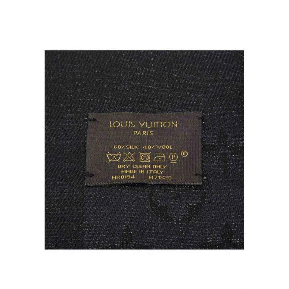 Louis Vuitton | Foulard | AT021XS200XSNERO