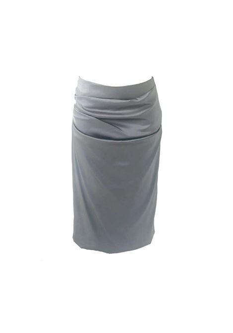 seta2000s Dolce & Gabbana Grey Skirt Dolce&Gabbana | Gonna | MO01650GRIGIO