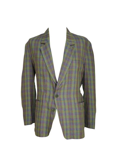 Example by Missoni linen jacket Missoni | Giacca | VXR01532VERDE