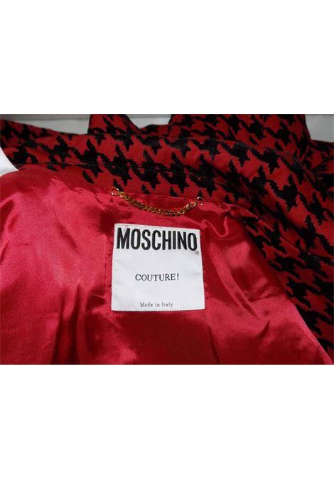Moschino Couture Pied de poule Jacket Moschino | Jackets | EV01A0100EXSPIED DE POULE