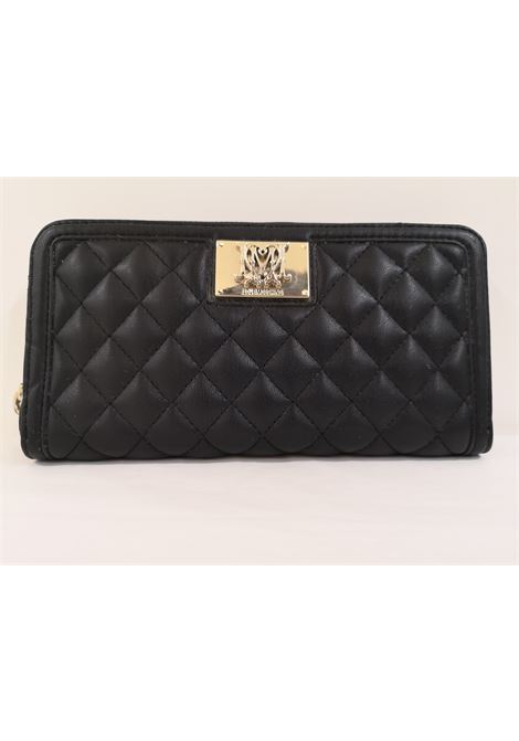 Love Moschino black leather wallet NWOT Moschino | Portafogli | LOVEMOSCHINONERO