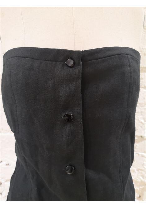 Valentino black corset Valentino | Bustier | UTE03A060RCNERO