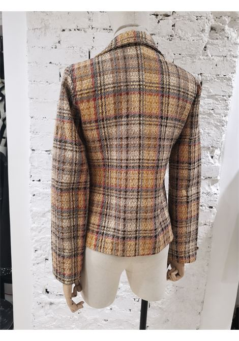 Vintage multicoloured cotton jacket VIntage | Giacca | VXR01127VENDOME