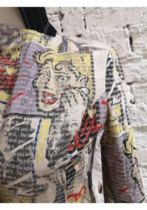 St. Martin comic cotton jacket VIntage | Giacca | VXR01214FANTASIA