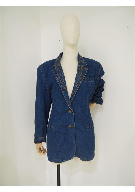 1980s Lancetti Denim Jacket VIntage | Giacca | VXR01347LANCETTI