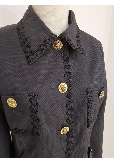 Vintage Grilli black jacket VIntage | Giacca | VXR01535NERO