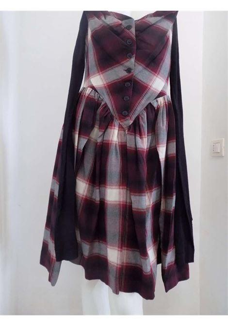 Vivienne Westwood Tartan Dress Vivienne Westwood | Abito | BFABITO06A080MSCOZZESE