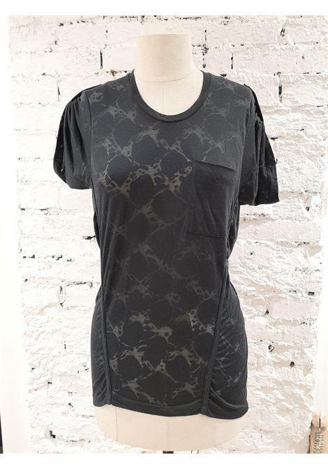 Balenciaga with studs t-shirt Balenciaga | T-Shirts | ACMAGLIA05A045MGH2012