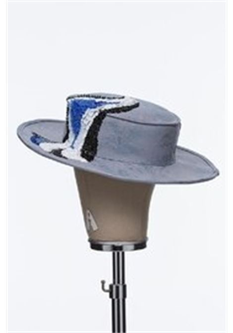 Bruna Abreu | Hats | DENIMSEQUINES