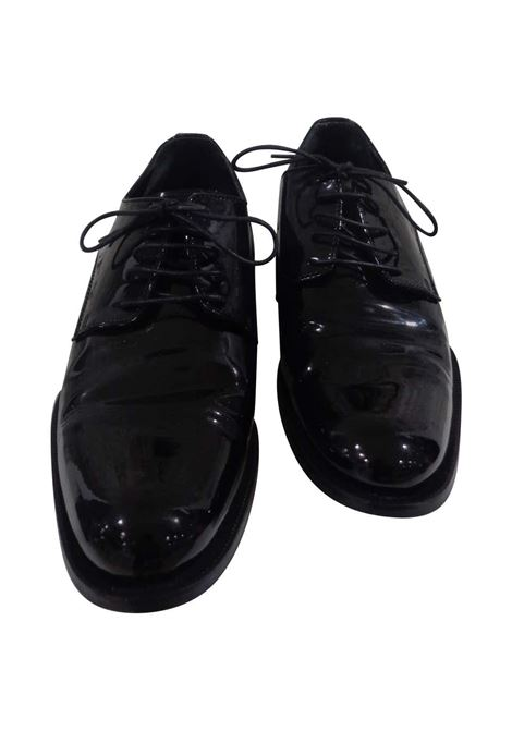 Dsquared2 black patent - vernis leather loafer DSQUARED2 | Shoes | ACSCARPE07A070MFNERO