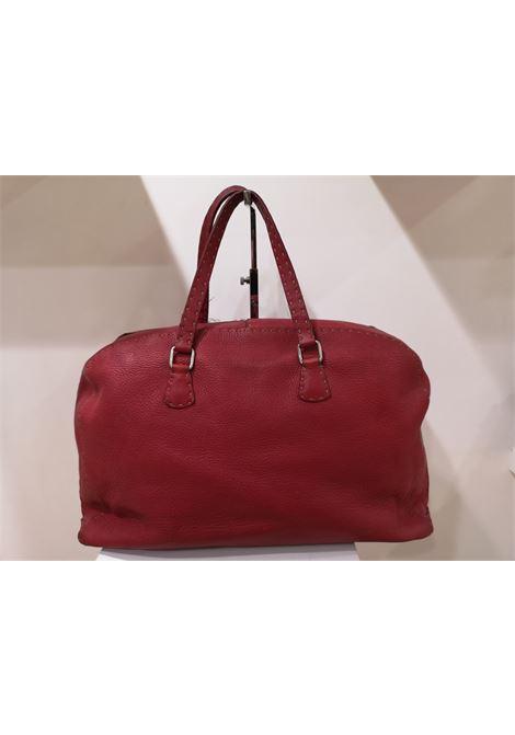 Fendi Red leather handbag Fendi | Bags | AM01A0150FTROSSA