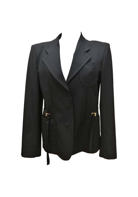 Fendi Black Vintage Jacket fendi | Jacket | VXR017077NERO