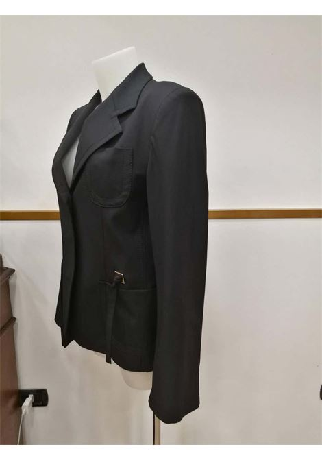 Fendi Black Vintage Jacket Fendi | Jackets | VXR017077NERO