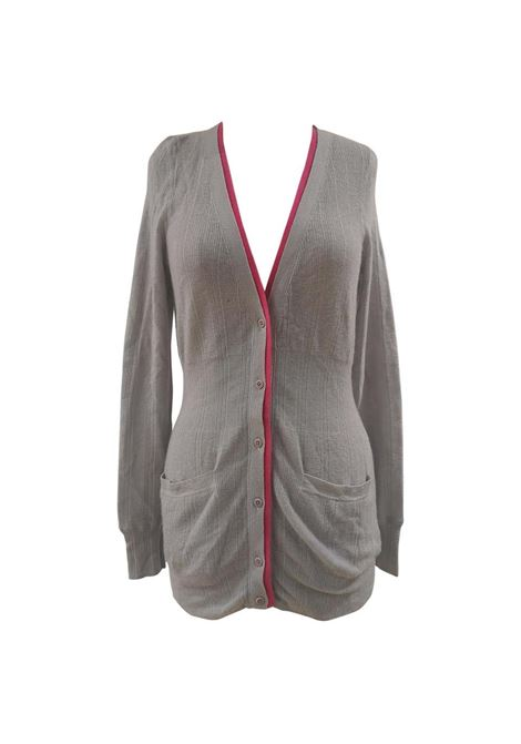 Marc by Marc Jacobs grey cachemire cardigan sweater Marc Jacobs | Cardigan | ACCARDIGAN04A060MGRIGIO