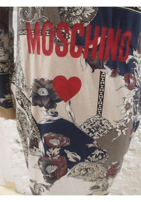 Moschino | Dresses | VXR017025BLACK WHITE
