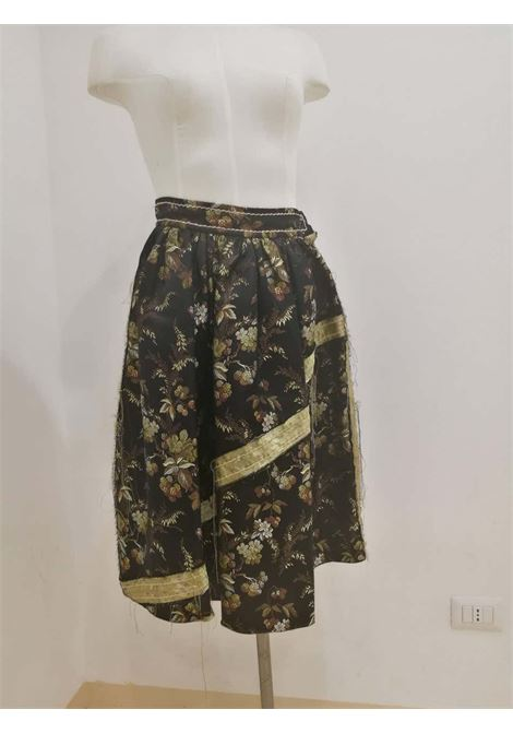 Black and green Prada skirt  Prada | Skirts | BF06A0120ETSETA