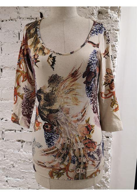 Roberto Cavalli cotton t-shirt Roberto Cavalli | T-Shirts | VXR1729.