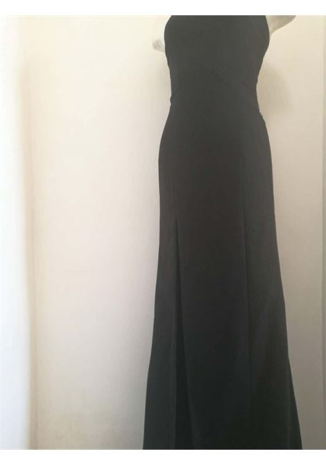Versace Black Long Dress Versace | Abito | FDG0170150LUNGO