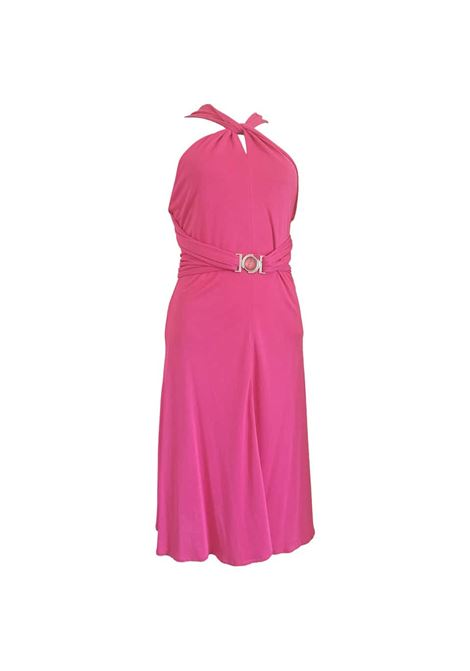 Versace | Dresses | FDG017100FUCSIA