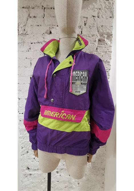 American multicoloured hoodie sweater VIntage | Jackets | VXR017070TUTU PERLE