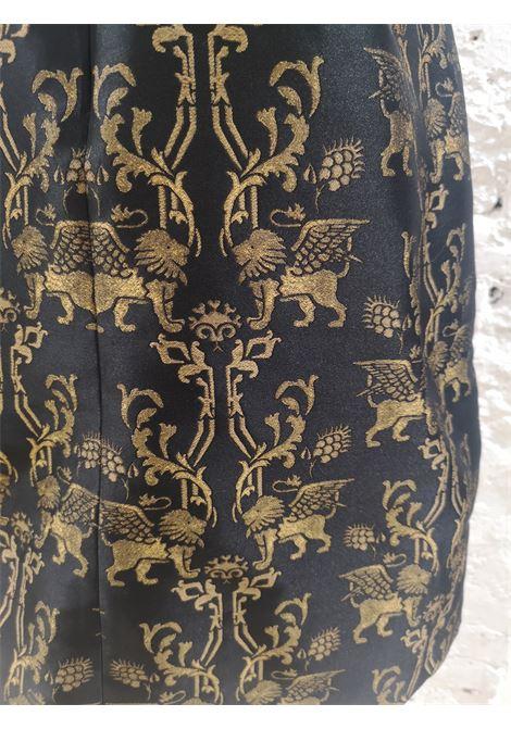 Alberta Ferretti black lions skirt NWOT Alberta Ferretti | Skirts | VXR016015LEONI