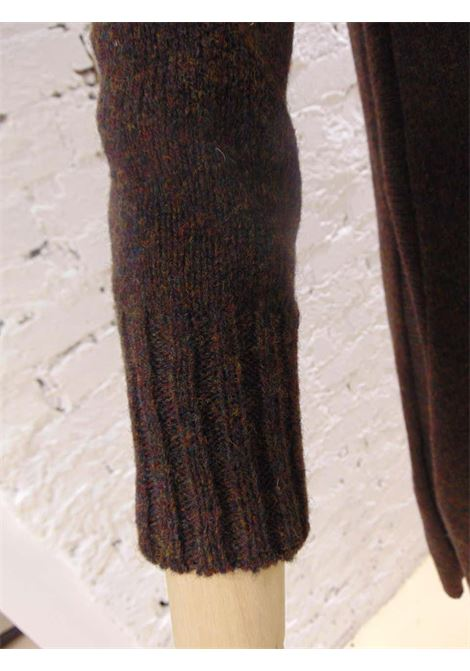 Balenciaga Brown Wool Dress NWOT Balenciaga | Abito | BF01880XXMARRONE