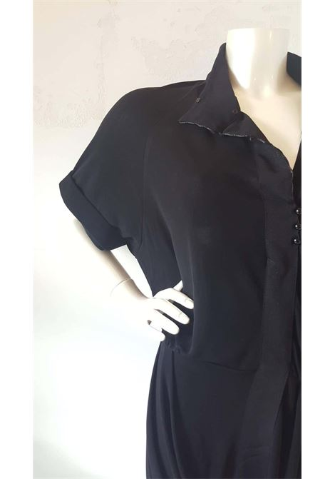 1990s Balenciaga Black Dress Balenciaga | Abito | MO01705NERO