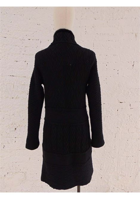 Blumarine | Cardigan Sweaters | SVV0180600170BLACK
