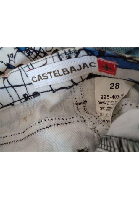 J.C. De Castelbajac Multicolour cotton Trouser J.C. de Castelbajac | Trousers | VXR0160196FANTASIA