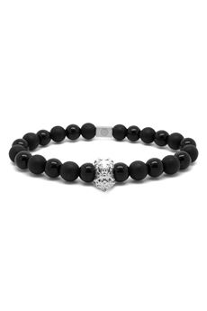 CHEVALIER PROJECT | Bracelet | B106BLACK LION