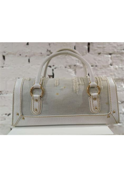 Dolce & Gabbana white leather Denim Handle Shoulder Bag Dolce&Gabbana | Borsa | EC01810X0DXBIANCA