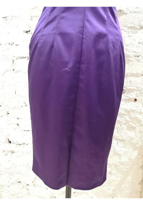 Dolce & Gabbana purple dress Dolce&Gabbana | Dresses | EC01815XS0PVIOLA