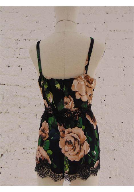 Dolce & Gabbana vintage flower top Dolce&Gabbana | Tops | SVV018049040FLOWERS