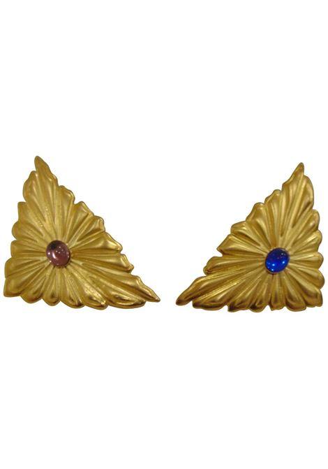 Emilio Pucci gold tone cuff links Emilio Pucci | Gemelli | JC0170350ORO