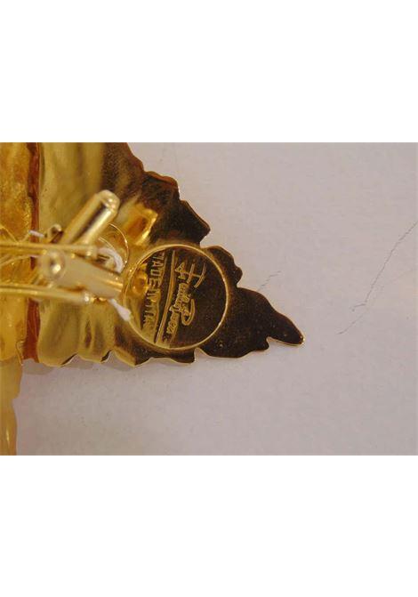 Emilio Pucci gold tone cuff links Emilio Pucci | Cuff links | JC0170350ORO