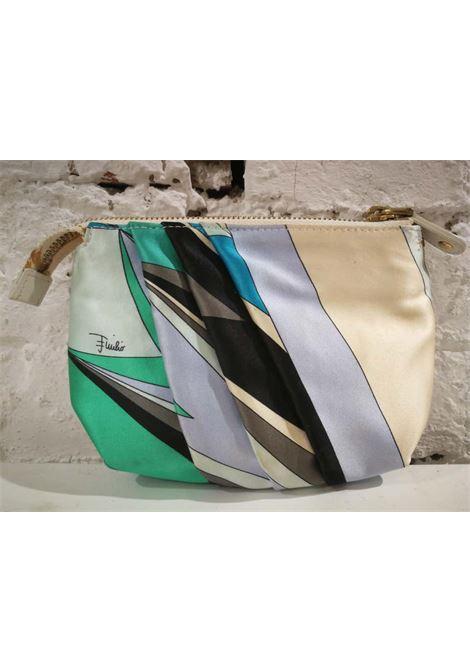 Emilio Pucci Silk Small Pochette Emilio Pucci | Pochette | SI01850XSOLAMULTI