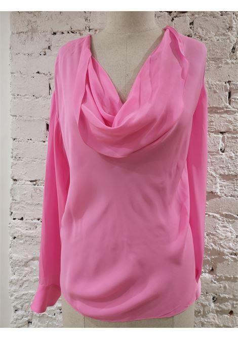 Emilio Pucci pink silk blouse Emilio Pucci | Maglia | SVV01850XSZROSA