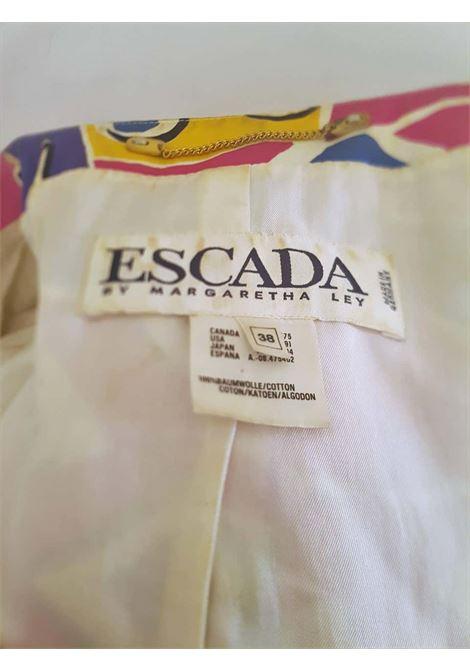 Escada by Margaretha Ley Jacket Escada | Jacket | VXR016110BIANCO NERO