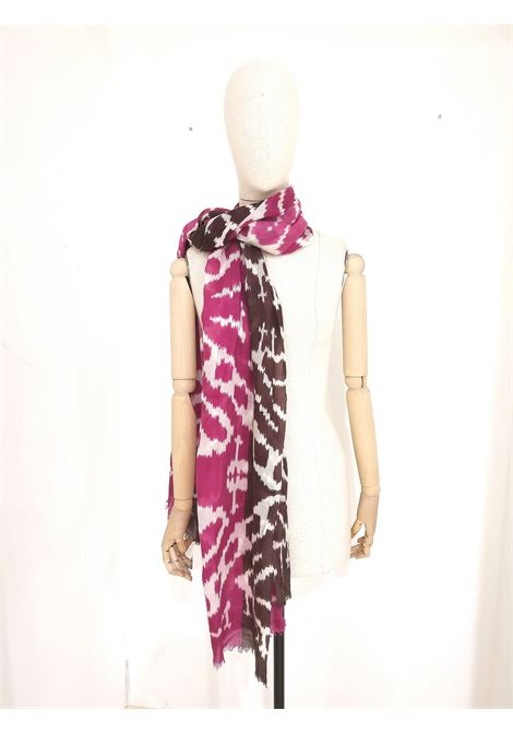 Gucci cachemire scarf -shawl - foulard Gucci |  | SVV0180105040MULTICOLOR